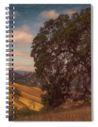 The Golden State Spiral Notebook