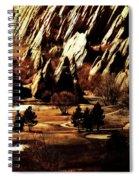 The Golden Years Spiral Notebook