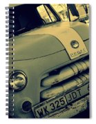 The Good Old Days On Route66 Spiral Notebook