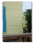 The Gordons Fisherman Spiral Notebook