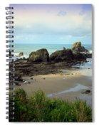 The Gorgeous Northwest Pacific Coastline Spiral Notebook