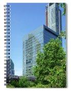 The Gotham Building Spiral Notebook