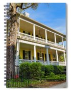 The Governor's House Inn Spiral Notebook