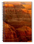 The Grand Canyon West Rim Spiral Notebook
