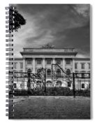 The Grand Entrance Spiral Notebook