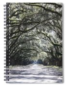The Grand Lane Spiral Notebook