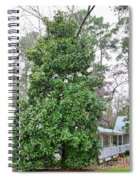 The Grand Magnolia Spiral Notebook