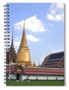 The Grand Palace Spiral Notebook