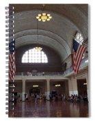 The Grand Registry Room Spiral Notebook