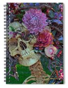 Fugitive From Society Spiral Notebook