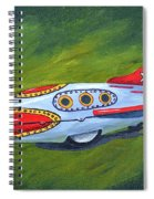 The Great Adventure Spiral Notebook
