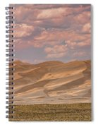 The Great Colorado Sand Dunes  177 Spiral Notebook