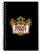 The Great Comet Spiral Notebook