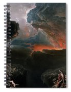 The Great Day Of His Wrath Spiral Notebook