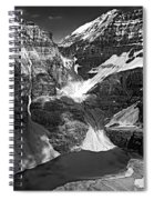 The Great Divide Bw Spiral Notebook
