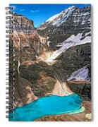 The Great Divide Spiral Notebook