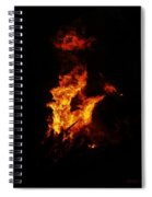 The Great Fire Spiral Notebook