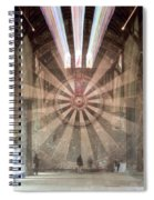 The Great Hall, Winchester Castle, Hampshire Zoom Burst Spiral Notebook