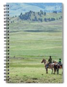 The Great Montana Expanse Spiral Notebook