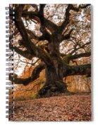 The Great Oak Spiral Notebook