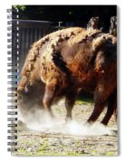 The Great One Spiral Notebook