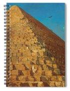 The Great Pyramid. Giza Spiral Notebook