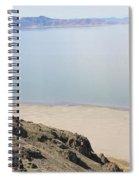 The Great Salt Lake 2 Spiral Notebook