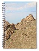 The Great Salt Lake 8 Spiral Notebook