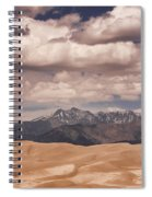 The Great Sand Dunes 88 Spiral Notebook