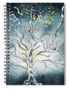 The Great Tree Spiral Notebook