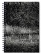 The Greatest Source Of Happiness Spiral Notebook