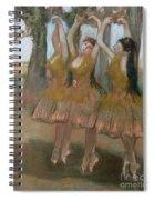 The Greek Dance Spiral Notebook
