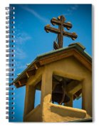 The Greek Orthodox Belfry Spiral Notebook