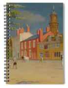 The Green At Banbury Spiral Notebook