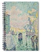 The Green House, Venice Spiral Notebook