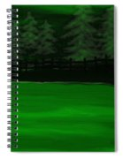 The Green Lake Spiral Notebook