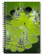 The Green Towers Spiral Notebook