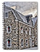The Grist Mill And Ye Old Tavern Spiral Notebook