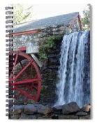 The Grist Mill  Spiral Notebook