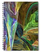 The Groove Spiral Notebook