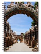 The Grotto Of Redemption Spiral Notebook