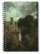 The Grove Or The Admiral's House In Hampstead Spiral Notebook