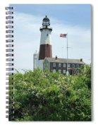 The Guiding Light  Spiral Notebook