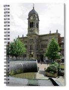 The Guildhall - Derby Spiral Notebook