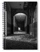 The Hallway Spiral Notebook