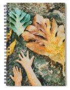 The Hands 2 Spiral Notebook
