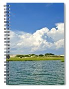 The Handys Camp On Sandy Neck Spiral Notebook