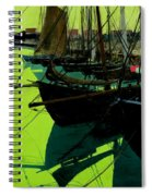 The Harbor Spiral Notebook