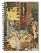 The Harem Spiral Notebook