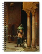 The Harem Guard  Spiral Notebook